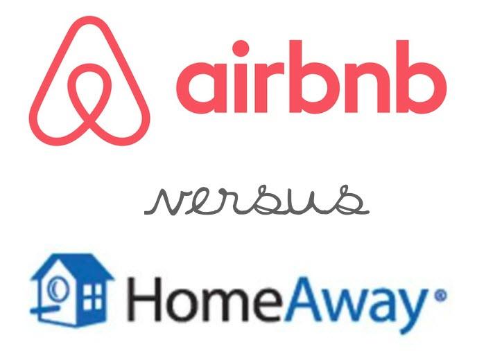 Airbnb vs. HomeAway