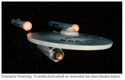 Picture of the Starship Enterprise